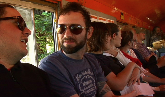 Futurefarmers, Free Soil Bus Tour 2, 01SJ Biennial, 2008