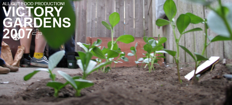 What Is Victory Gardens